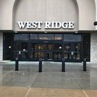 Photo taken at West Ridge Mall by Jim O. on 1/15/2017