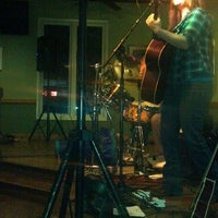 Photo taken at Stoney Badger Tavern by Christian D. on 1/24/2015