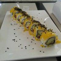 Photo taken at Fukai Sushi by Nicole R. on 11/10/2012