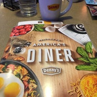 Photo taken at Denny's by Yanet A. on 3/25/2016