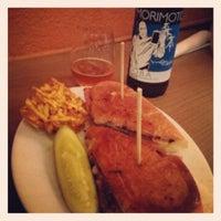 Photo taken at Jimmy'z Kitchen Pinecrest by Deep on 5/28/2013