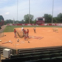 Photo taken at Rhoads Stadium by Vasha H. on 5/26/2014