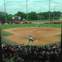 Photo taken at Rhoads Stadium by Vasha H. on 5/18/2013