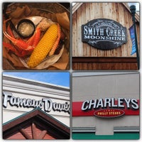 Photo taken at Branson Landing Parking Garage by Mary W. on 9/5/2016
