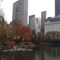 Photo taken at Central Park West by Kristerpher H. on 11/18/2012