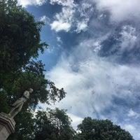 Photo taken at Alexander Hamilton Statue by Judith C. on 5/25/2015