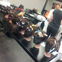 Photo taken at The Salon Professional Academy by The Salon Professional Academy on 9/17/2014