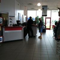 Photo taken at Discount Tire® Store by Mike A. on 7/19/2012