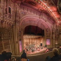Photo taken at Copley Symphony Hall by Craig D. on 2/7/2015
