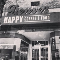 Photo taken at Happy Coffee by Jessica D. on 12/15/2012