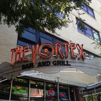 Photo taken at The Vortex Bar & Grill by Ryan W. on 10/5/2012