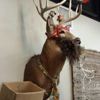 Photo taken at Duck Commander Headquarters by Kelly on 8/9/2013