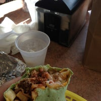 Photo taken at Big City Burrito - Official Site by Landon G. on 4/27/2013