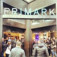 Photo taken at Primark by Thyago F. on 10/14/2012