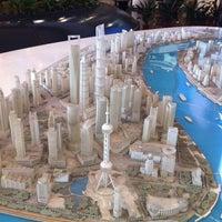 Shanghai Urban Planning Exhi. Museum 上海城市规划展示馆