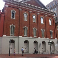 Photo taken at Ford's Theatre by Beth M. on 5/11/2013