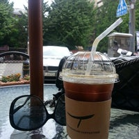 Photo taken at Roasting House COFFEE TREE by JungYoon h. on 6/28/2014
