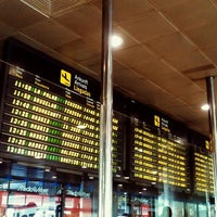 Photo taken at Aeropuerto de Gran Canaria (LPA) by Orlando on 5/7/2013