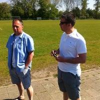 Photo taken at Rijnmond Hoogvliet Sport by Ed S. on 5/7/2016