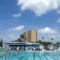 Photo taken at North Shore Aquatic Complex by Chuck H. on 7/27/2013