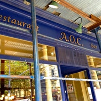 Photo taken at A.O.C. Bistro by The Corcoran Group on 7/22/2013