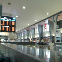 Photo taken at Gare Centrale by Chris D. on 8/6/2012