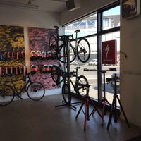 Photo taken at Kria Cycles by Emil G. on 6/6/2016