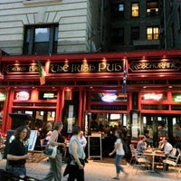 Photo taken at The Irish Pub by Mick J. on 5/30/2013