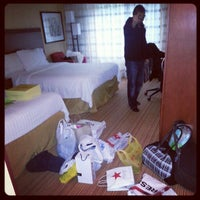 Photo taken at Courtyard Marriott by Long H. on 11/23/2012