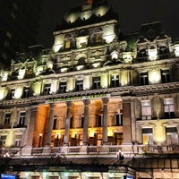 Photo taken at Her Majesty's Theatre by kindan j. on 12/31/2012