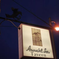Photo taken at Annabel Lee Tavern by Annabel Lee Tavern on 9/29/2014
