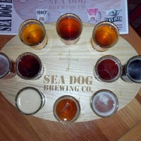 Photo taken at Sea Dog Brewing Company by Brad C. on 9/26/2012