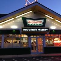 Photo taken at Krispy Kreme Doughnuts by Carlton M. on 3/3/2013