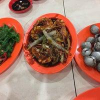 Photo taken at Seafood 212 Wiro Sableng by Ivanna on 10/23/2016