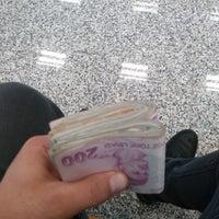 Photo taken at Türkiye İş Bankası by Burak A. on 11/11/2016