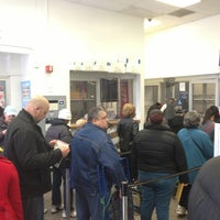 Photo taken at USPS Post Office - Hell Gate Station by Diego G. on 4/1/2013
