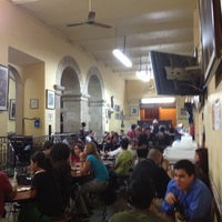 Photo taken at Cantina La Fuente by Ebbani R. on 10/23/2012