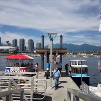 Photo taken at Aquabus Hornby St. Dock by Chona G. on 8/1/2014