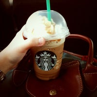 Photo taken at Starbucks by Khaye M. on 9/23/2012