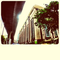 Photo taken at Central Chidlom by Tom ™. on 7/15/2013