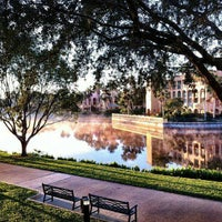 Photo taken at Disney's Coronado Springs Resort and Convention Center by Guilherme A. on 3/4/2013