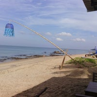 Photo taken at Amantra Resort & Spa Koh Lanta by Denise M. on 1/4/2013