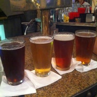 Photo taken at Pints Brewery by Denise on 5/18/2013