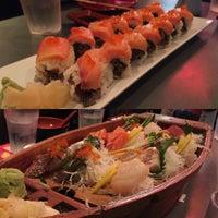 Photo taken at Sushi Toni by Rob S. on 3/16/2016