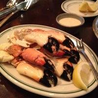 Photo taken at Joe's Seafood Prime Steak & Stone Crab by Bill W. on 4/8/2013