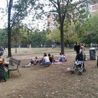 Photo taken at Parco Di Via Arcobaleno by Matteo M. on 9/14/2013