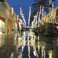 Photo taken at The Outlets at Orange by Shae L. on 12/3/2012