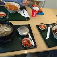 Photo taken at The Palace Korean Restaurant by Vincent L. on 4/13/2016