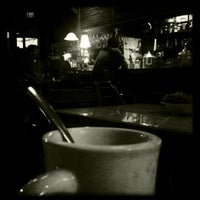 Photo taken at Highland Coffee House by Steve K. on 10/25/2012