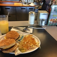 Photo taken at Waffle House by Mody P. on 4/15/2016